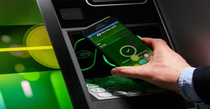 Touchless Cash withdraw by ATM