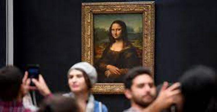 Mona lisa ki jaali painting 53 crore rupay mein nelaam